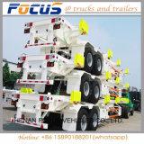 Fokus-Fahrzeuge--Heißer chassis-Yard-Schlussteil des Verkaufs-60t skelettartiger Terminal
