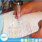 Бумага деревянного волокна свободно синтетическая каменная