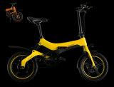 Pliage rapide E Bike avec assistée de la pédale, la vitesse 25 km/h