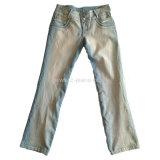 Comercio al por mayor realizado señoras Infashion Jeans Skinny Jeans para mujeres