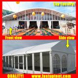 Tenda bianca della tenda foranea di Arcum per l'ospite di Seater della gente di cerimonia 1000 di marca