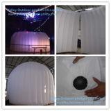 Camera gonfiabile provvisoria della costruzione di mostra