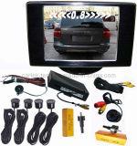 Video sensore di parcheggio con il monitor di pollice TFT del tavolo 3.5