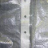 3*3 tampa de andaimes malha PE Lençóis Poli Tarps Fabric