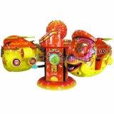 Parque de Atracciones Wholesale Cabalgata infantil gran ojo eléctrico giratorio Plano de atracciones para la venta