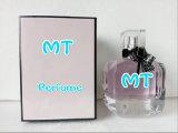 De kosmetische Lichaamsverzorging van de Fles van het Parfum van het Glas Dame Designer Perfume (MT-029)