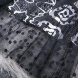 새로운 디자인 형식 레이스 소녀 복장 옷