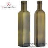 Comercio al por mayor 750ml frasco de vidrio de 75cl de aceite de oliva Marasca