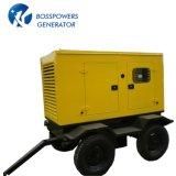 5-1500kw Mobile générateur diesel refroidi par eau