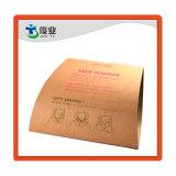 Precio aceptable Color personalizado de papel de la especialidad única tarjeta Bliste Hang Tag