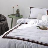 ホテルのコレクション60sカラー接合箇所の純粋な綿の寝具シート(JRD175)