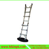 Escalera de goma antideslizante Mat/estabilizador de seguridad de la escalera Mat