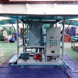 Transformador móvil planta de purificación de aceite purificador o aceite