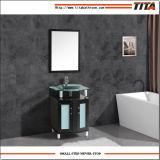 Tapa de cristal templado de cuarto de baño T9148-48e