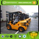 Goedkoopste Diesel Huahe Vorkheftruck Hh20z de Machine van de Vorkheftruck van 2 Ton met Goedkope Prijs