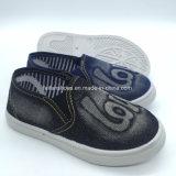 Los niños de alta calidad de inyección de suela blanda Denim zapatos atléticos (HH18511-18)