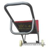 宴会の椅子のトロリートロッコをスタックする安く、熱い販売の金属
