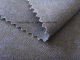 Comme le cachemire 100% polyester Tissu enduit