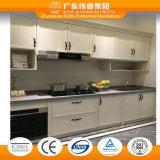 Matériau aluminium Meubles de cuisine Pantry placard