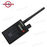 シグナルのバグRFの探知器のカメラ、反GSMのファインダーの携帯用無線探知器は反卒直なバグ2g/3G/4G GPSの追跡者の探知器バグRFの探知器を盗聴する