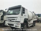 販売のためのHOWO 10m3の具体的なミキサーのトラック
