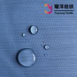 Tissu imperméable 50d cationiques avec revêtement polyuréthane pour les vestes