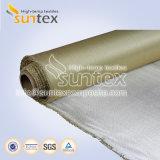 1200 C Vermiculite Coated 18oz Silica Fabric