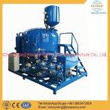 Déchets d'huile de décoloration de la machine de purification de l'huile multifonction de désulfuration