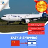 Agent de Transport Aérien International de la Chine à Israël