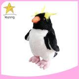 ميكروويف محشو من قبل OEM البطريق الوثير الحيواني اللافندر محشو لعبة/ملائم للاستخدام في الميكروويف ألعاب البطريق الناعمة الدافئة ذات الطعم الناعم شتاء دافئ