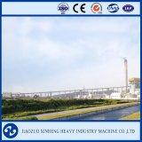 Фиксированный ленточный конвейер для угольной шахты, электростанции, сталелитейного завода