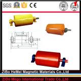 粉状か粒化のための常置磁気ローラーまたはドラムまたはプーリー分離器