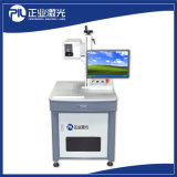 Машина маркировки лазера Кодего PCB Qr с затяжелителем и выгружателем