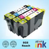 Compatibele inktcartridges voor Epson T1281/T1281/T1281/T1283/T1284 BK/C/M/Y