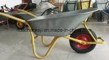 Las ventas calientes Jardín carretilla de rueda, de plástico bandeja carretilla de rueda / carretilla / carrito