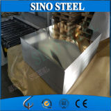 Plaque de fer blanc de M.T3 Temper 5.6/5.6 pour la fabrication de bidons