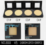Washami OEM Waterproof Long Enduring Makeup Face Powder Compacts