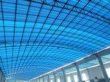 La toiture ondulée de couleur de fibre de verre de panneau de FRP/en verre de fibre lambrisse 172002