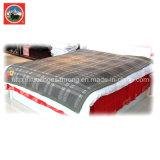 Ткань одеяла/кашемира решетки шерстей яков/простыня/постельные принадлежности шерстей верблюда тканье/