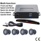 Custo de aquisição de Sensor de Estacionamento de marcha com pés LED on-line