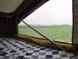 Шатры трейлеров туриста холстины Polycotton Ripstop высокого качества складывая
