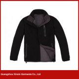 Couche imperméable à l'eau de jupe de Softshell de broderie faite sur commande d'usine pour les hommes de femmes (J01)