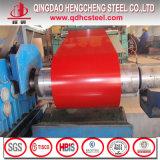 Les bobines de G40 PPGI ont enduit la bobine d'une première couche de peinture en acier galvanisée