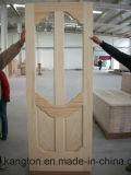 ガラスパネル(KD12B-G)が付いている内部の木のドア(ガラスパネル・ドア)