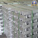Chaud-Vente du lingot en aluminium d'aluminium du produit 99.7%