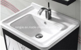 Salle de bains en aluminium armoire / espace douche cabinet d'aluminium de magnésium (T-9786)