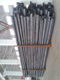 Pôle d'acier électrique octogonale galvanisé à chaud DIP