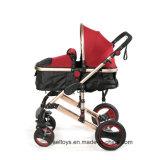 3 em 1 Alta Paisagem carrinho de bebé Carrinhos de Bebé Tyolley produto de luxo para venda