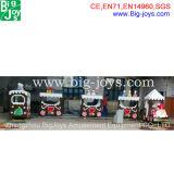 크리스마스 Dicoration (BJ-ET25)를 가진 새로운 전기 트레인