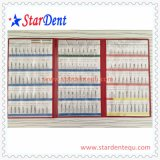Новое Packing Dental Diamond Burs (5PCS/packing)